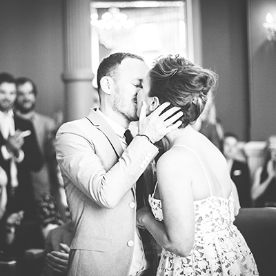 Ali & Rich's Brighton Town Hall Summer Wedding