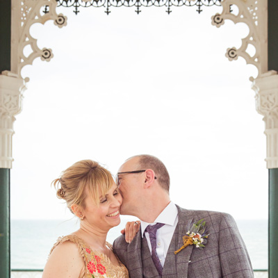 Brighton Cinema Wedding - Professional Wedding Photography