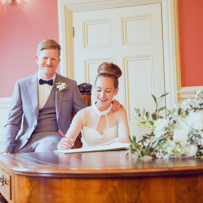 Brighton Town Hall Wedding - Wedding Photography