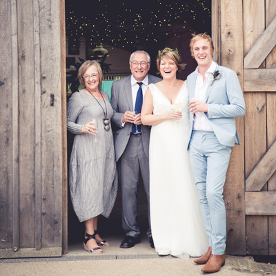 Country Wedding -Wedding photography Sussex