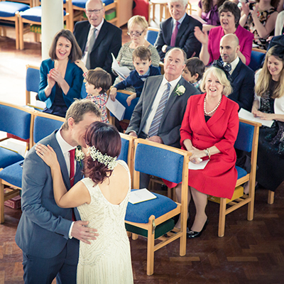 Sarah & Toby's Brighton Wedding