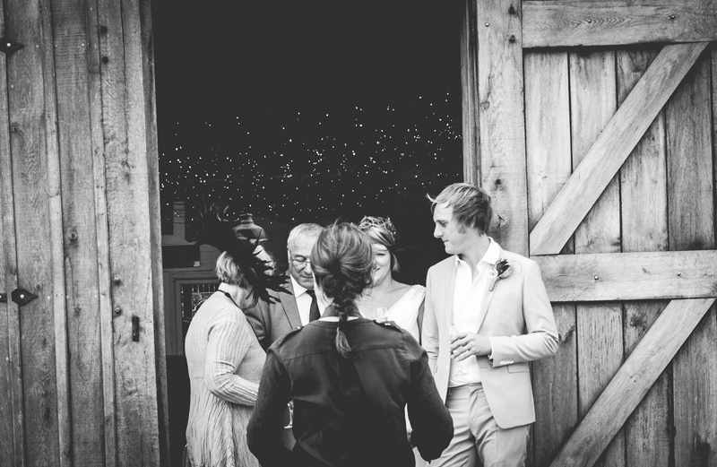 Country Wedding behind the scenes photos