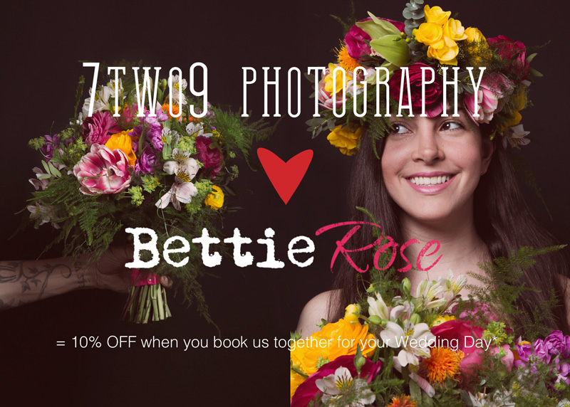 Wedding Photography & Wedding Flowers Special Offer!